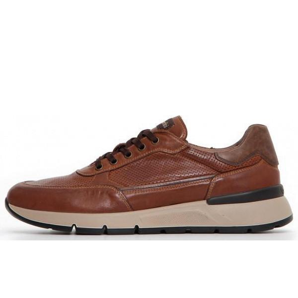 Nero Giardini Premium Colorado cuoio Sneaker cuoio