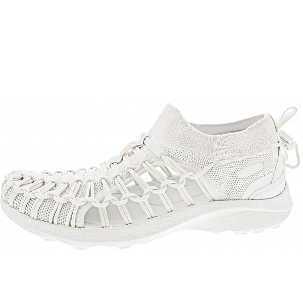 KEEN Uneek Snk Slip-On Sandale star white