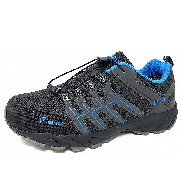 Kastinger Trailrunner Trekkingschuh grau blau