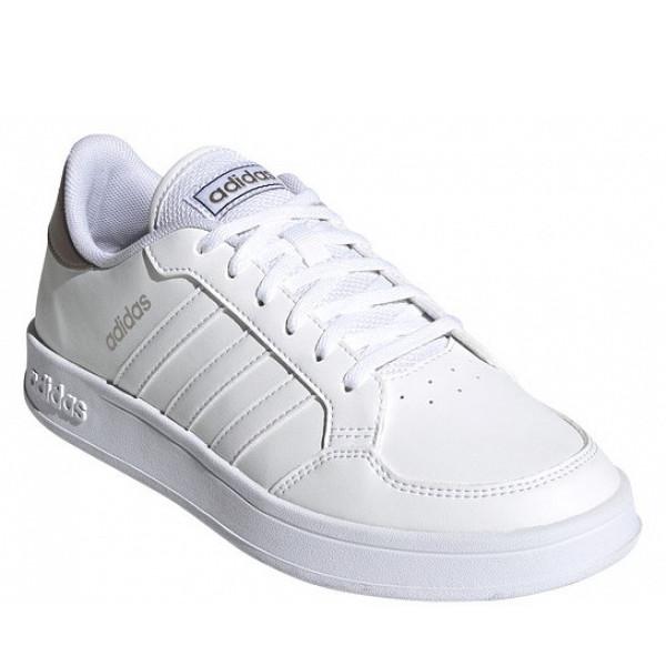adidas Breaknet Sneaker white/ white