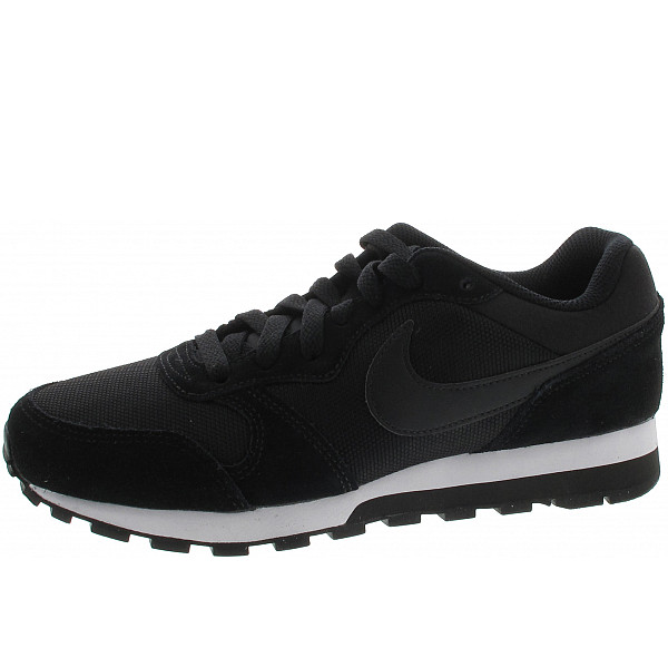 Nike Wmns MD Runner 2 Sneaker black-white