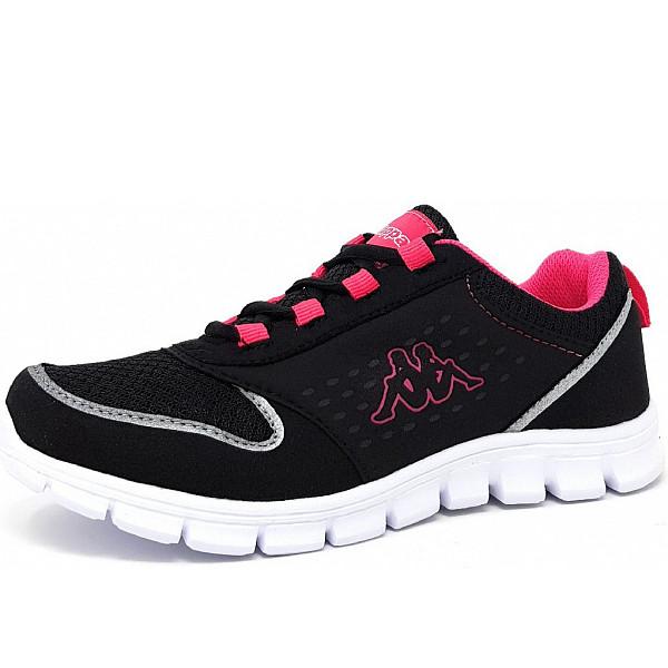 Kappa Amora Sportschuh 1122 black/pink