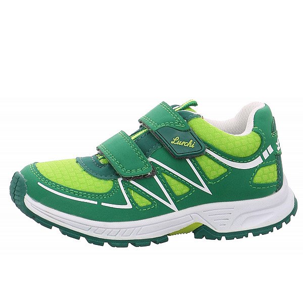 Lurchi Klettschuhe grün