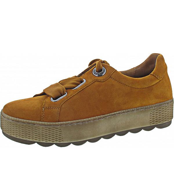 Gabor Comfort Sneaker curry