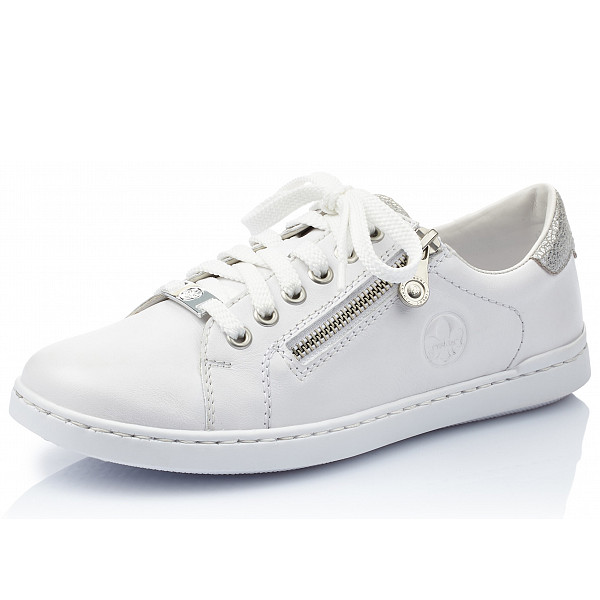 Rieker Sneaker hartweiss- ice