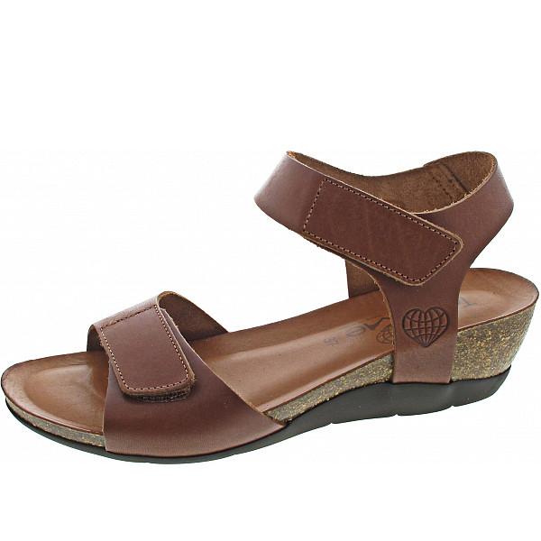 TakeMe Sandalette cuero/braun