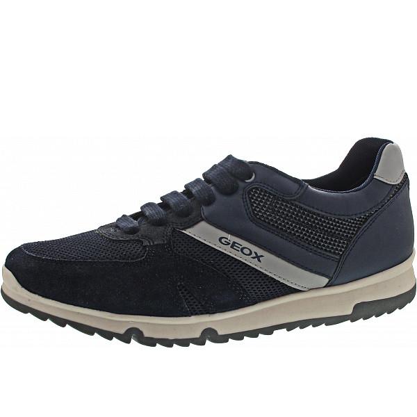 Geox U Wilmer Sneaker navy