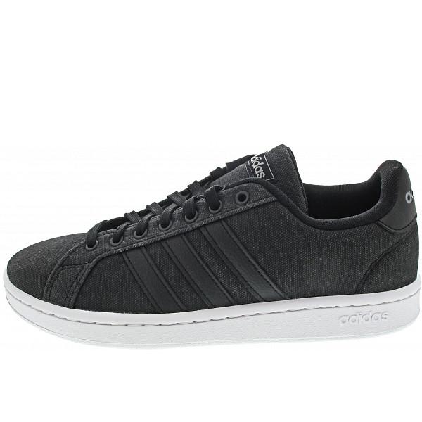 Adidas Grand Court Sneaker black-grey