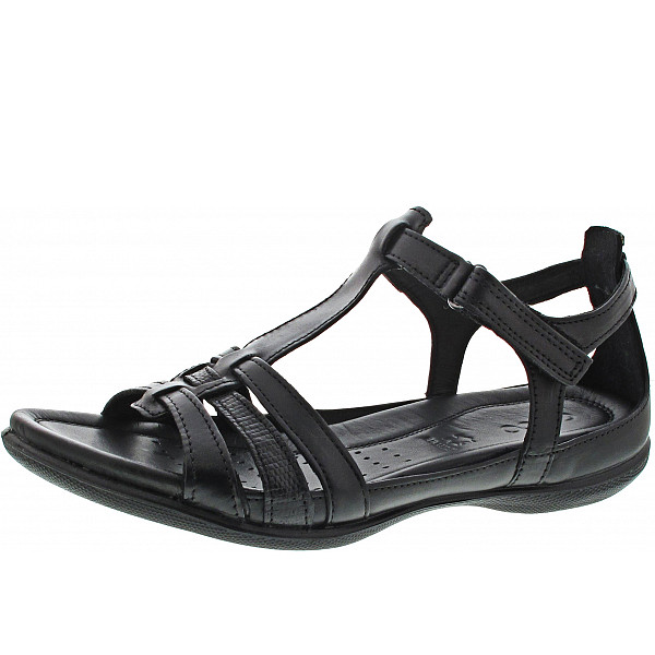 Ecco Flash Sandale BLACK/BLACK