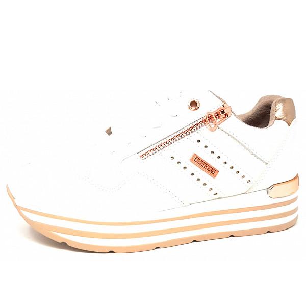 Dockers by Gerli Dockers Sneaker weiß-rosegold