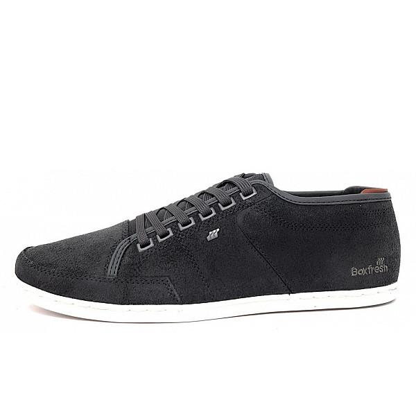 Boxfresh He.-Schuh Schnürhalbschuh schwarz