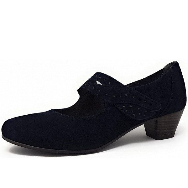 Jana Pumps blau