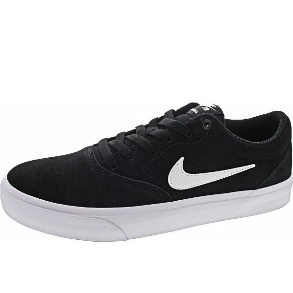 Nike SB Charge Suede Sneaker black-white