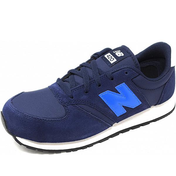 New Balance 420 Sneaker 10 blau