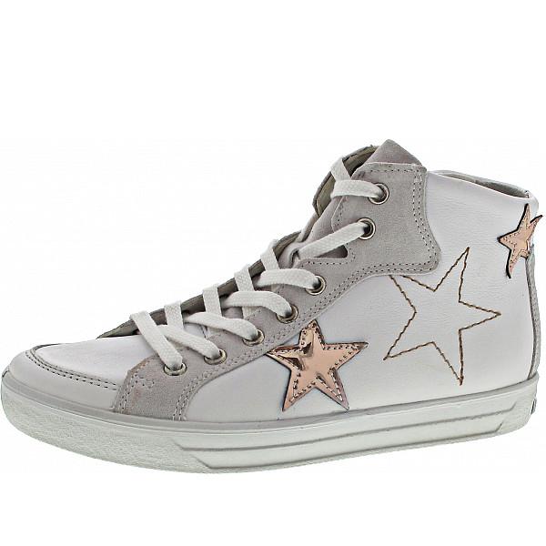 Ricosta Beverly Sneaker bianco-weiss