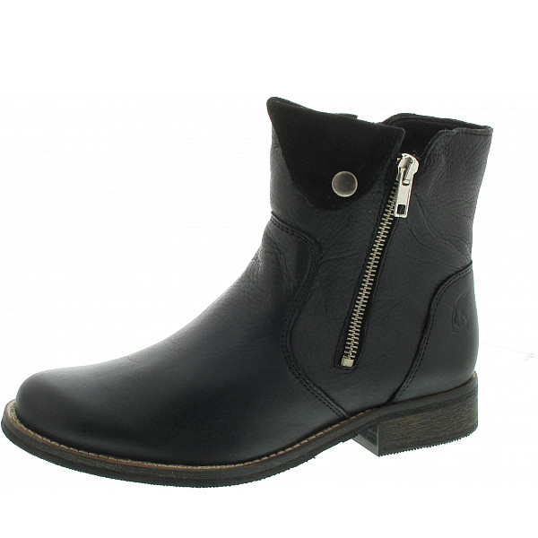 Online Shoes Stiefelette black