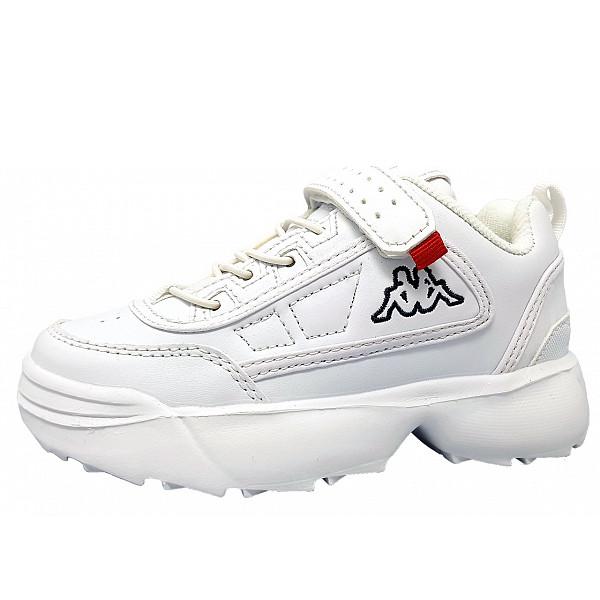 Kappa Rave NC K Sneaker 1010 white