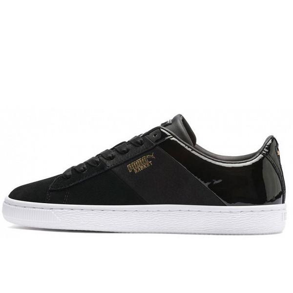Puma Sneakers Puma Black/Puma Team Gold