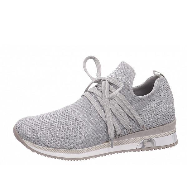 marco tozzi Sneaker silber