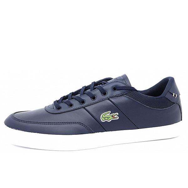 Lacoste Court Master Sneaker blau