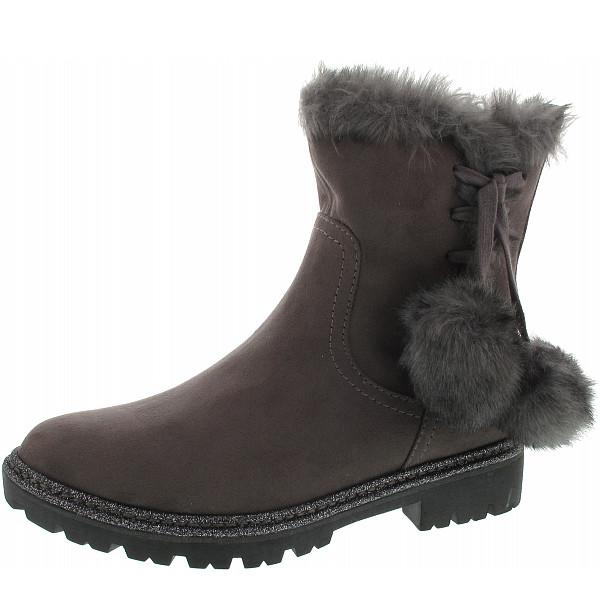 Marco Tozzi Boots DK.GREY COMB