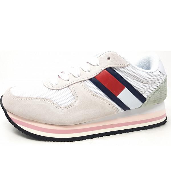 Tommy Hilfiger Sneaker white lotus