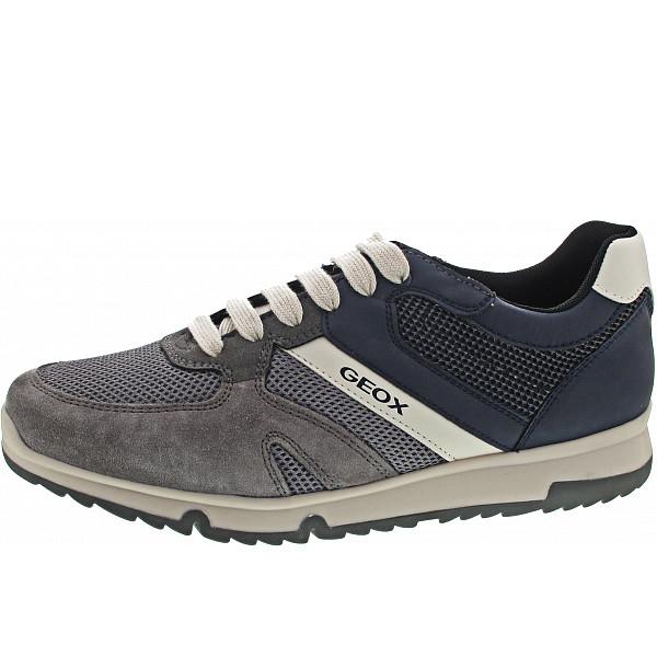 Geox U Wilmer Sneaker antracite/navy