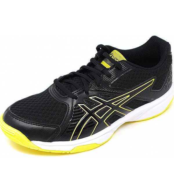 Asics UP Court 3 GS Sportschuh black