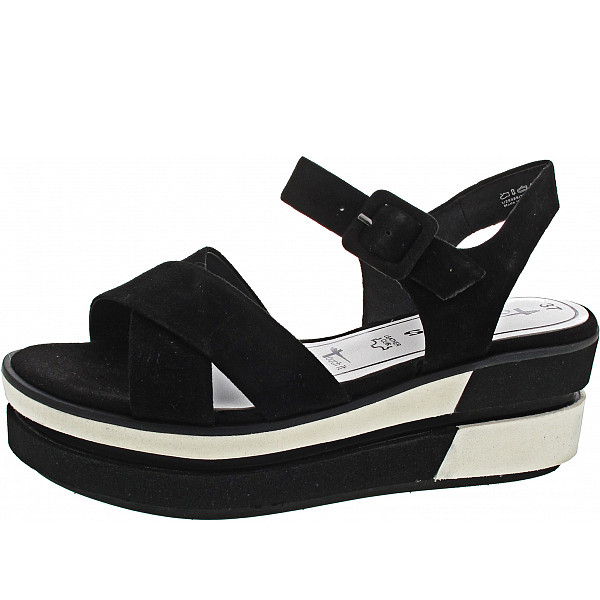 Tamaris Sandalette BLACK