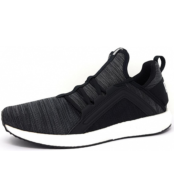 Puma Mega NRGY Knit Sneaker schwarz
