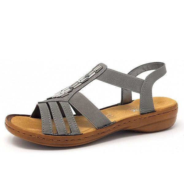 Rieker Sandale 42 staub