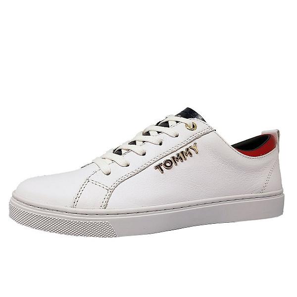 Tommy Hilfiger City Sneaker Sneaker 100 white