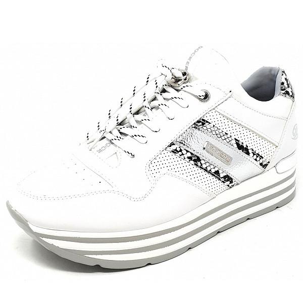 Dockers by Gerli Dockers Sneaker weiss/ grau