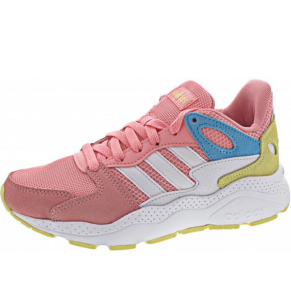 Adidas Crazychaos J Sneaker glopnk/ftwwht/brcyan