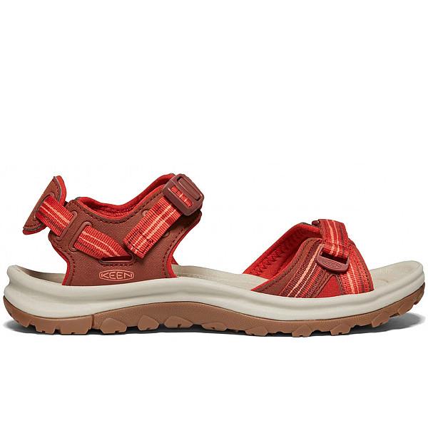 Keen Sandaletten dark red
