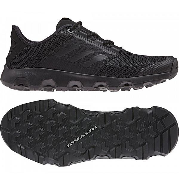 adidas Trekkingschuhe Black / Core Black / Carbon