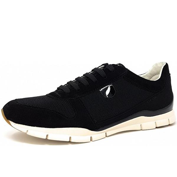 Geox Sukie Sneaker C9999 black