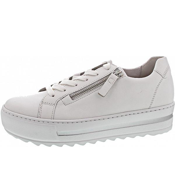 Gabor Comfort Sneaker weiss