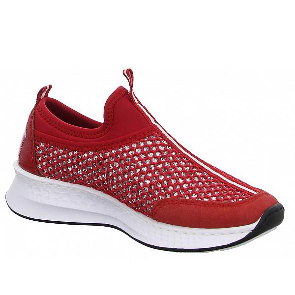 Rieker Slipper Slipper red/red-silver/flamme/rosso