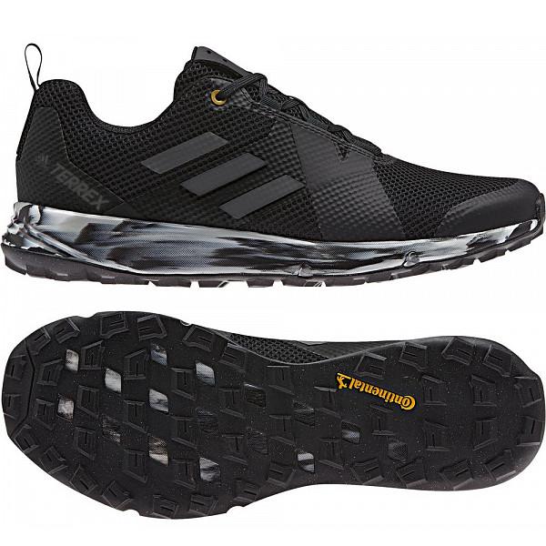 adidas Trekkingschuhe Core Black / Carbon / Grey One