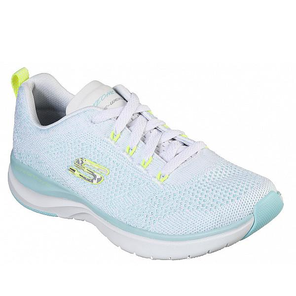 Skechers Sportschuh white/ turquise
