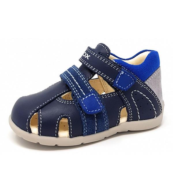 Geox Kaytan BB Sandale blau
