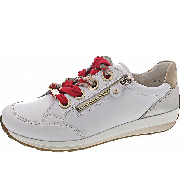 Ara OSAKA Sneaker WEISS,WEISSGOLD/CAME