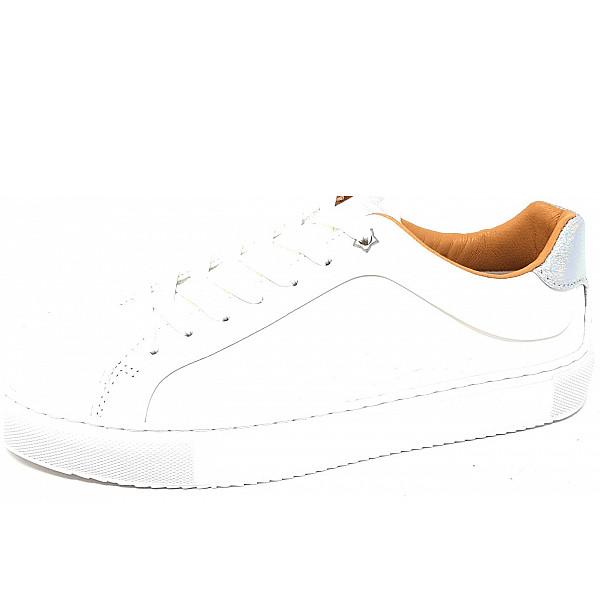 Pepe Jeans Adams Logo Sneaker white