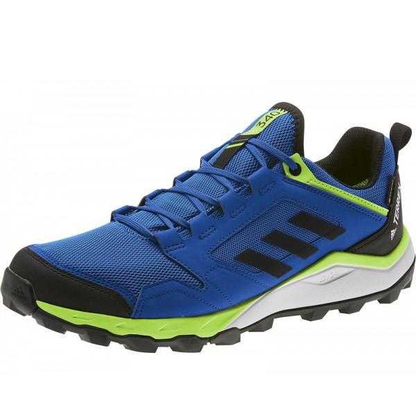 adidas Terrex Agravic TRG Wanderschuh glory blue