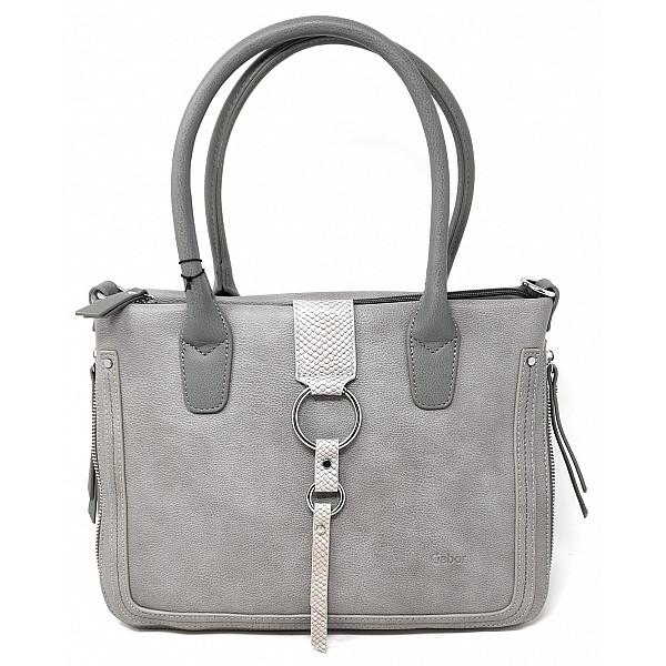 Gabor Gabor- Kreta Tasche mix grey
