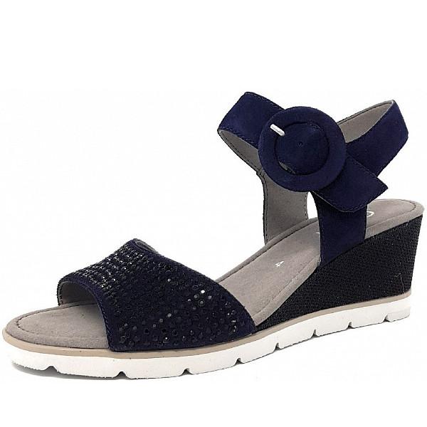 Gabor Sandale bluette