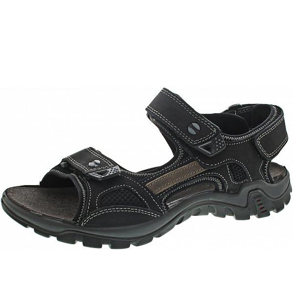 Salamander DINO Sandale BLACK