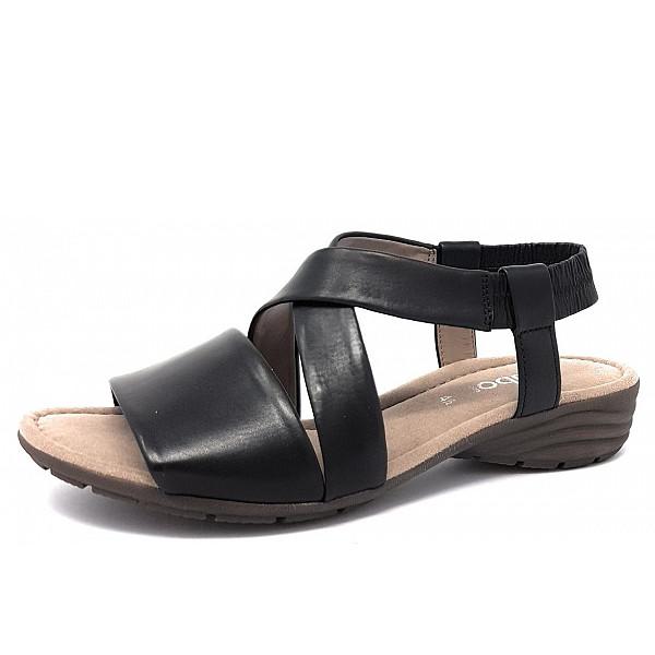 Gabor Da.-Schuh Sandalette 27 black