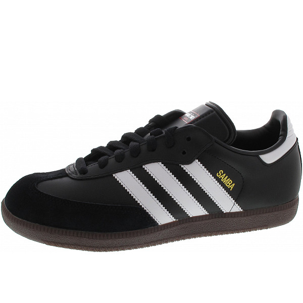 Adidas Samba Sportschuh schwarz-white